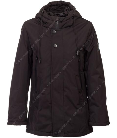 523 син Куртка мальчик 140-164 по 5