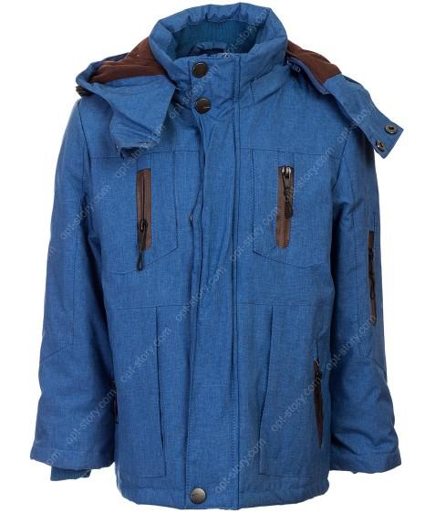 928# син Куртка мальчик 104-128 по 5