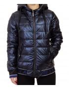 868# т.син Куртка женская M-2XL по 4