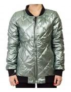 7839 зел Куртка женская M-2XL по 4