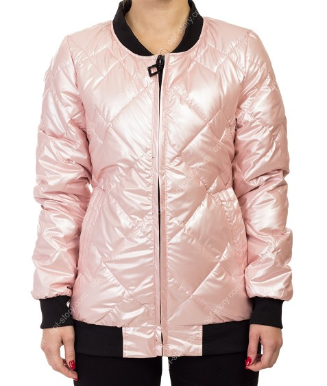7839 роз Куртка женская M-2XL по 4