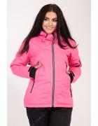 B2354 роз. Куртка женская S-XL по 4