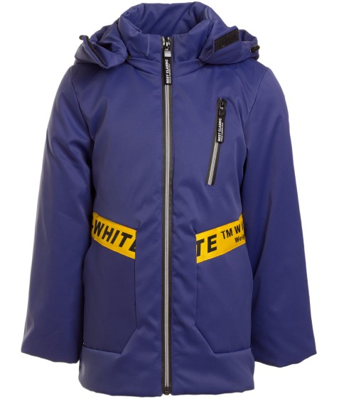 W-104 фиолет. Куртка девочка 92-116 по 5