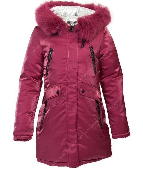Z-8816 малина Куртка девочка 140-164 по 5
