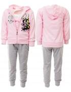 52491 розовый Спортивный костюм девочка 1-5 по 5