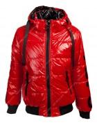 HL-210 красн. Куртка девочка 140-164 по 5