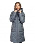 47394 св. серый Куртка женская 3XL-8XL по 6