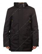 2027 чёрн# 3 Куртка мужская 46-54 по 5