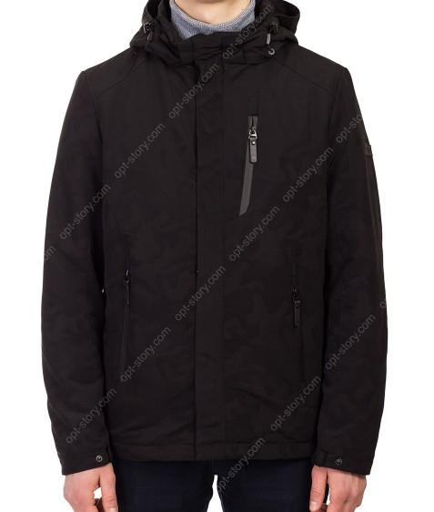 T-292 чёрн Куртка мужская 48-56 по 5