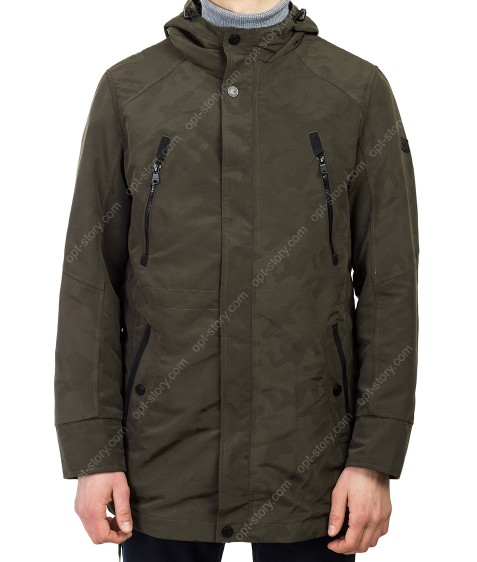 TC-260 хаки Куртка мужская 48-56 по 5