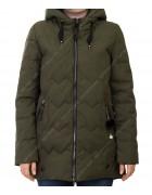 F902# зел Куртка женская 50-58 по 5