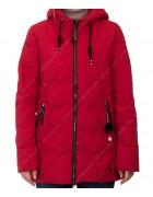 F902# красн Куртка женская 50-58 по 5
