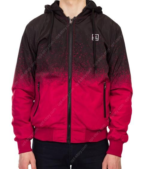 5768 красн Куртка мужская M-2XL по 4