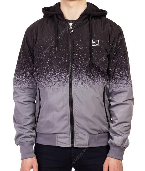 5768 сер Куртка мужская M-2XL по 4