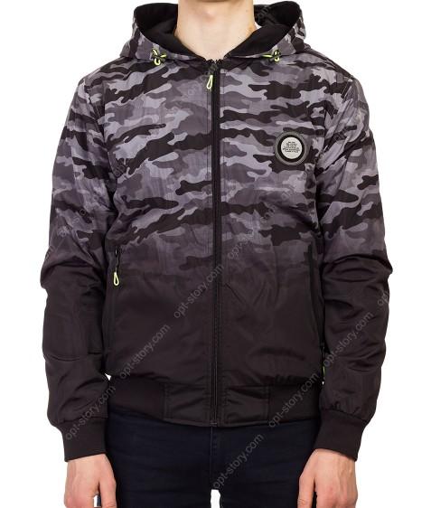 5770 сер Куртка мужская M-2XL по 4