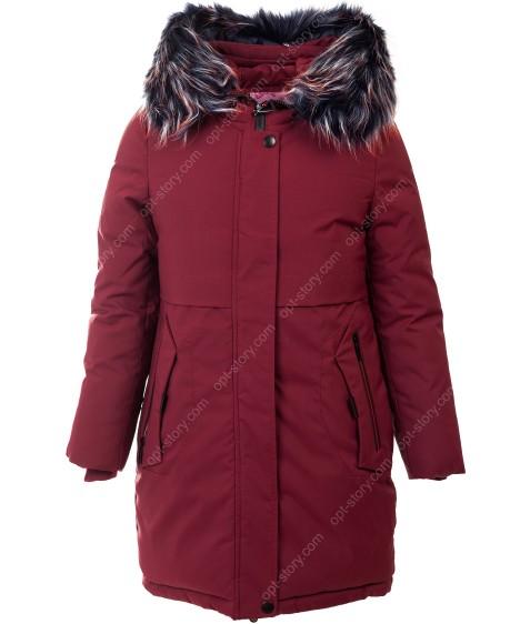 HM-972 красн. Куртка девочка 140-164 по 5