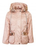 329# пудра Куртка девочка 98-122 по 5