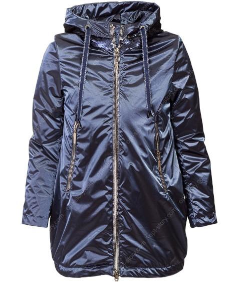 336# син Куртка девочка 122-146 по 5