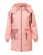 350# пудра Куртка девочка демисезон 134-158 по 5