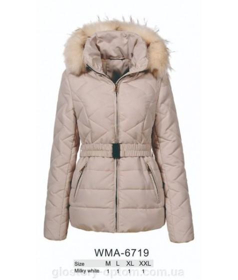 WMA-6719 Куртка женская S-XL по 12