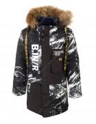 MY-20 черный Куртка маль. 140-164 по 5