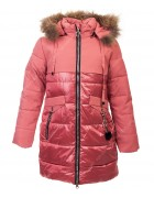 LH-24 т.роз Куртка девочка 140-164 по 5