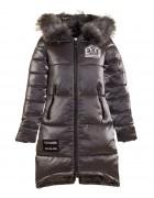 8829 серая Куртка женская L-3XL по 4