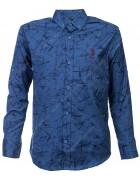 G-710 R-3 Рубашка мальчик 9-15 по 7