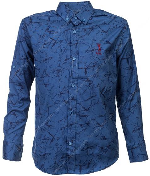 G-710 R-3 Рубашка мальчик 2-8  по 7