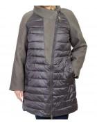 1860# сер Куртка женская 48-56 по 5