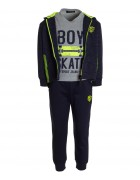 3853 син. Спорт костюм мальчик 1-5 по 5