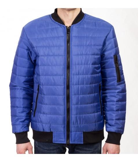 MY021LB св.син. Куртка мужская M-2XL по 4