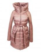 6203# розовый Куртка женская еврозима  36-42 по 4