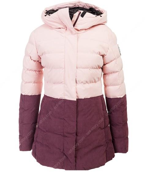 B2379 розовый Куртка женская S-XL по 4
