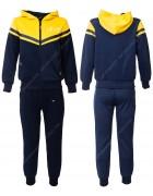 KK1004 желтый Спорт. костюм мальчик 8-16 по 5