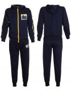 80017 т.син  Спорт костюм мальчик 134-164 по 6