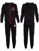 80017 черн Спорт костюм мальчик 134-164 по 6