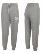 2152 серый Спорт штаны дев 120-160 по 5
