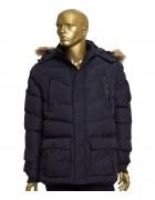 71039 синий Куртка мужская M-XXL  по 5