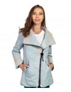1102 сер Куртка женская M-2XL по 4