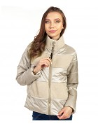 5170 беж. Куртка PASSION жен. 36-40 по 3
