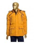 71041 желт. Куртка мужская M - 3XL по 5