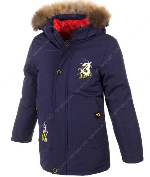 7731-3 т.синий Куртка маль. 122-146 по 5