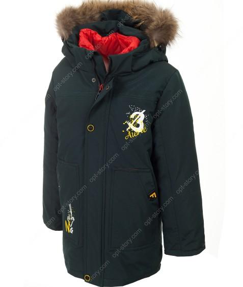 7731-4 хаки Куртка маль. 122-146 по 5
