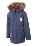 7731-5 синий Куртка маль. 122-146 по 5