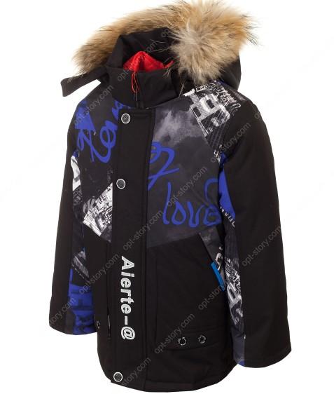 7733-2 синий Куртка маль. 98-122 по 5