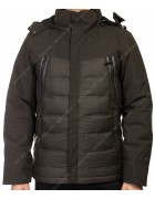 DM-2216-B#6 хаки  Куртка мужская 48-56 по 5