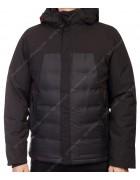 DM-2217-B#3 черн. Куртка мужская 48-56 по 5