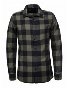 MCS-8485 зеленый Рубашка мужская 3XL-6XL 48/12
