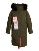 2972 зелен Куртка женская L-XXL по 3 шт